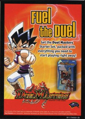 Duel Masters - Survivors of the Megapocalypse - Anglais
