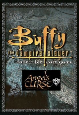 Buffy the Vampire Slayer - Angel's Curse - Anglais