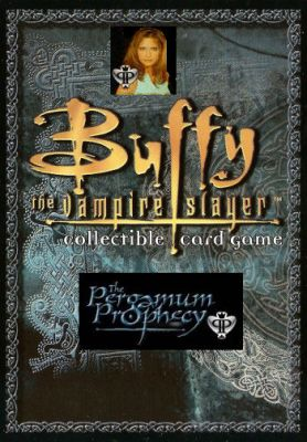Buffy the Vampire Slayer - The Pergamum Prophecy - Anglais