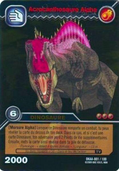 Jeu de carte a 3 32 cartes - Carte dinosaure king ...