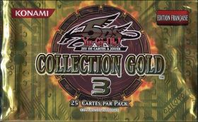 Yu Gi Oh! - Collection Gold 3 - Français