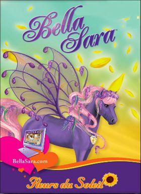 Bella sara fleurs du soleil fran ais bella sara - Jeux de bella sara gratuit ...