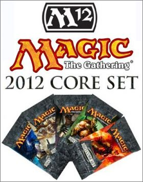 Magic the Gathering Edition de Base 2012 Core Set  Français