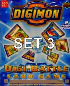 Digimon - Digi-Battle - Série 03 - Français