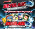 Beyblade Battle card collection - Français