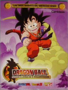 DragonBall - Tim box  2010 - Cartes Promo -