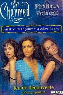 Charmed -  Philtres Potions - Cartes à collectionner Tilsit