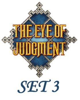 The Eye of Judgment - Rebellion Biolithe - Set 3 - Français