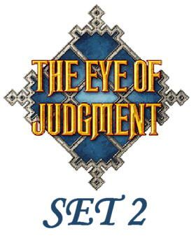 The Eye of Judgment - Rebellion Biolithe - Set 2 - Français