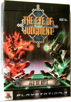 The Eye of Judgment - Rebellion Biolithe - Set 1 - Français