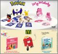 Pokémon - Cartes Happy Meal - Mc Donald - 2017