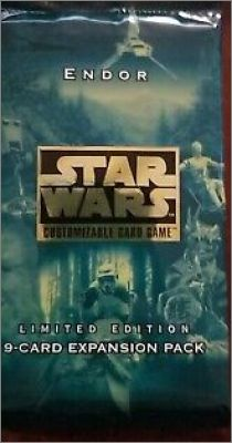 Star Wars CCG - Extension Endor- Decipher - Anglais - 1999